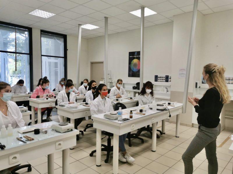 Module dermo-cosmétique laboratoire